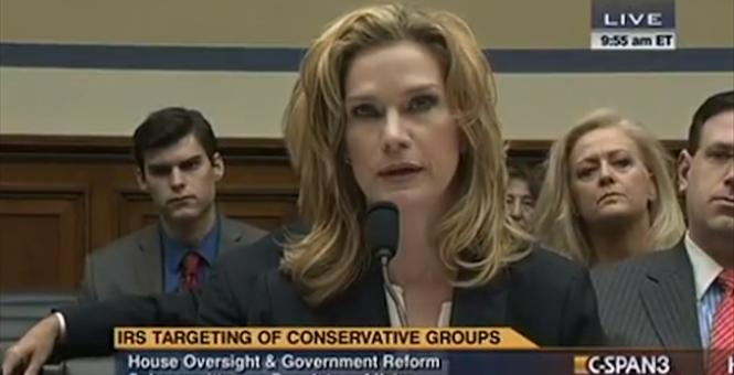 catherine Catherine Engelbrecht's Powerful and Frightening Testimony on Obama Intimidation