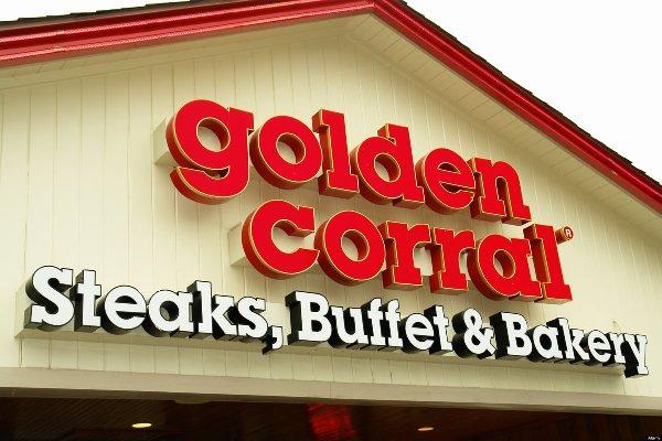 Golden Corral Restaurant Locations In Ohio