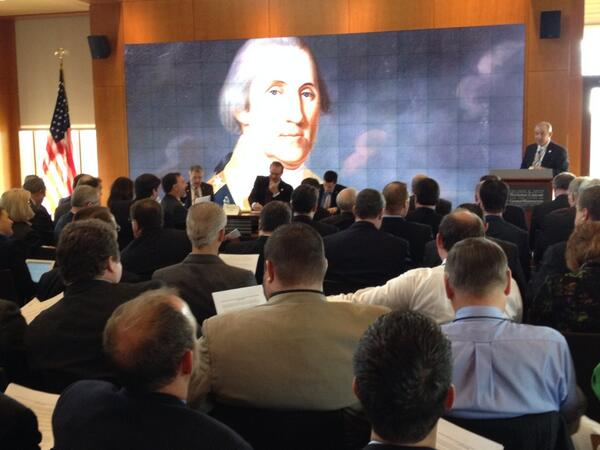 nearly4 Nearly 100 Lawmakers Descend on Mount Vernon to Talk Convention of States – Updated