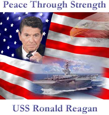 """ronald reagan weaknesses and strengths Ronald reagan, michael reagan (2016) """"the last best hope: the greatest speeches of ronald reagan"""", p183, humanix books of the four wars in my lifetime, none came about because the us was too strong."""