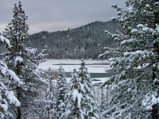 Spooner Lake Photo by Garry Hamilton